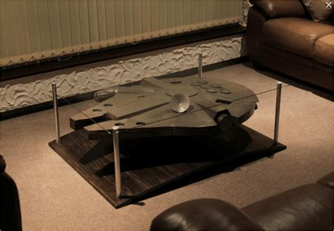 the wars millennium falcon coffee table bit rebels