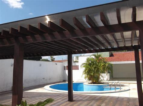 cocheras techadas con policarbonato c 243 mo colocar un techo de policarbonato celular en una