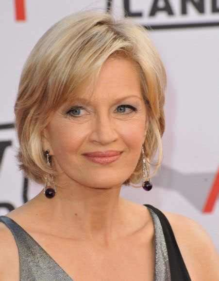 Diane Sawyer Hairstyles by Hairstyles For 60 Years
