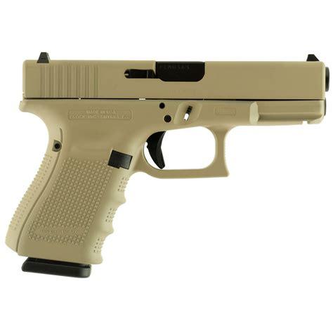Pistol L by Glock G19 9mm Luger 15 1 Pistol Ui1950204 Centerfireguns