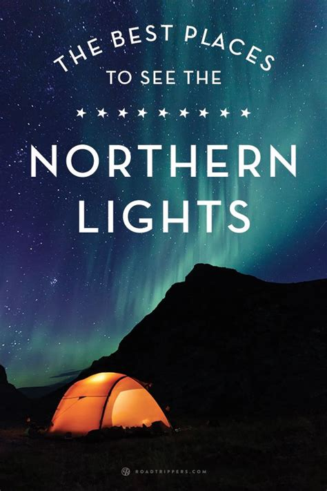 best place to see northern lights these are the world s best places to glimpse the northern