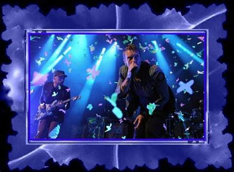 in my place testo coldplay in my place su live performance