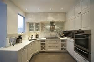 kitchen design ideas shaped