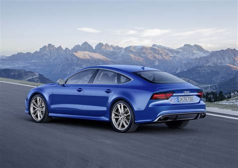 Audi Rs 7 Sportback by 2016 Audi Rs 7 Sportback Performance Picture 652293