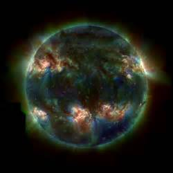 what color is the sun in space apod 2006 july 10 sun sizzling