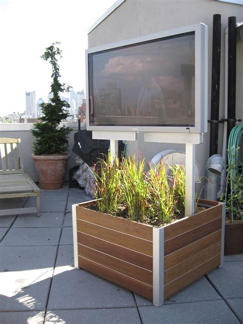 Outdoor Entertainment System - outdoor entertainment systems all decked out
