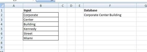 pattern matching vba match in excel vba concat multiple match criteria in