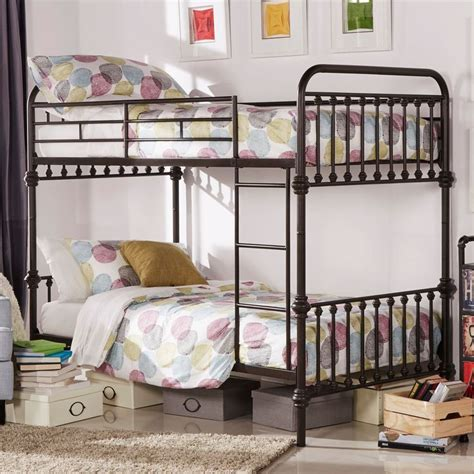 unique kids bedroom furniture 25 best ideas about metal bunk beds on pinterest modern