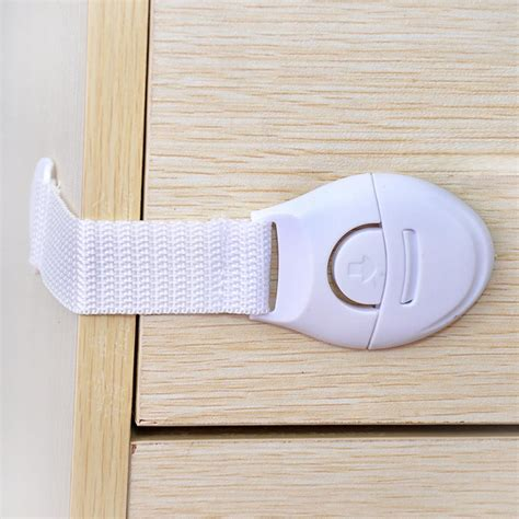 Child Kids Baby Care Safety Security Cabinet Locks Baby Locks For Cabinet Doors