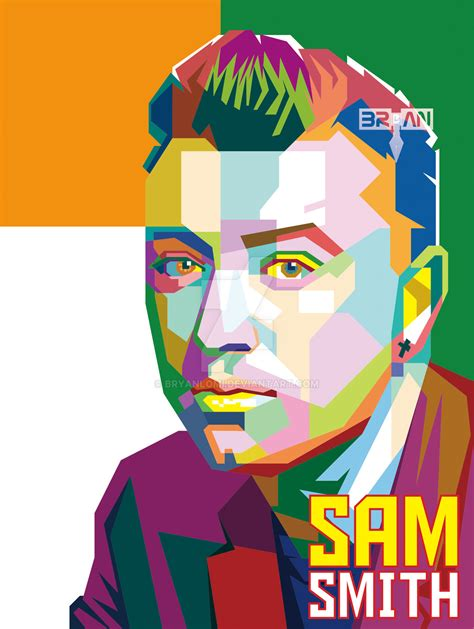 tutorial wpap dengan adobe illustrator cs3 sam smith in wpap by bryanlomi on deviantart
