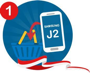 Harga Samsung J2 Promo promo flash sale samsung galaxy j2 agustus klikindomaret