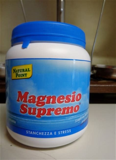magnesio supreme magnesium supreme jar 300g fatigue and stress 21 05