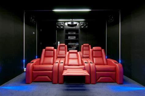 best options for home theater seating and chairs 2017