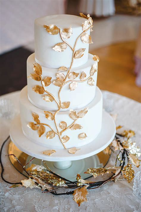 gorgeous fall wedding cakes  drooling  southern living