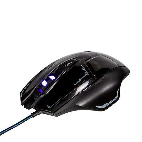 Advance Mouse Gaming Mg888 A e blue mazer m642 advance gaming mouse black walmart canada