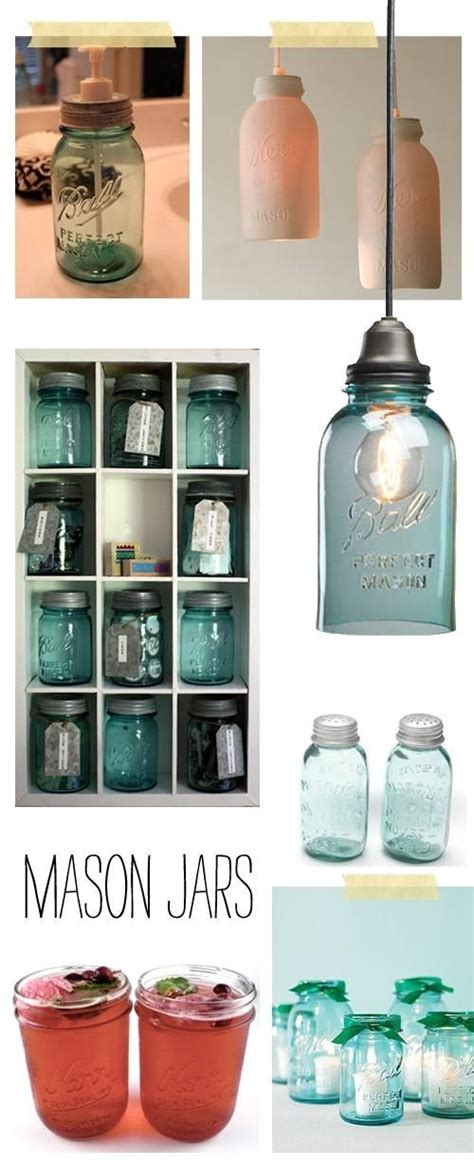 things to do with mason jars ideas pinterest