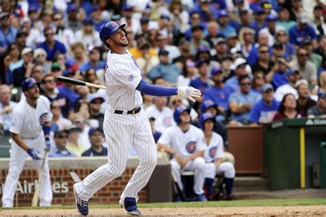 another ride for cubs ends with bryant s walk homer