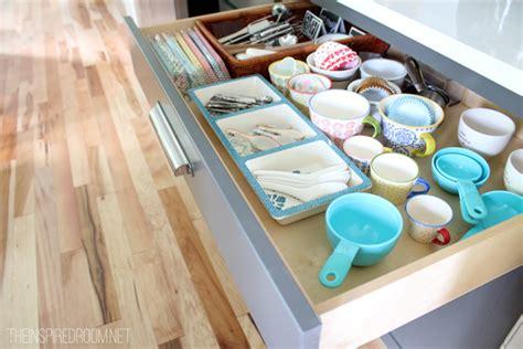 baking supply storage 5 minute baking drawer organization using what you have