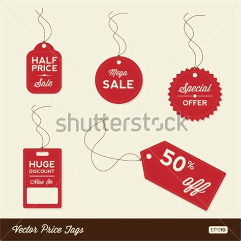 7 Sale Tag Templates Sle Templates Dealer Tag Template