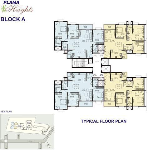 plama heights floor plan hennur main road apartments 1118 sq ft 2 bhk 2t apartment for sale in plama heights