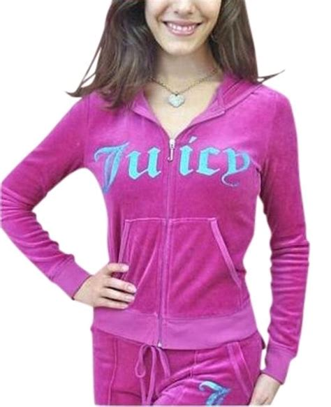 juicy couture tracksuit sale juicy couture pink velour tracksuit on tradesy