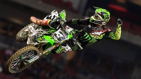 ama motocross registration 2017 detroit supercross preview tomac closes in on dungey