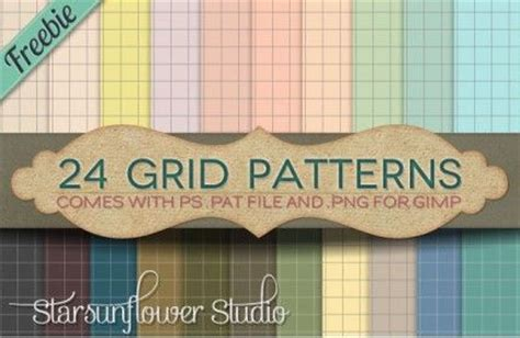 free download 40 exclusive photoshop patterns free photoshop patterns png for gimp too grid graph