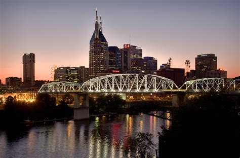 the of nashville overview of nashville tennessee