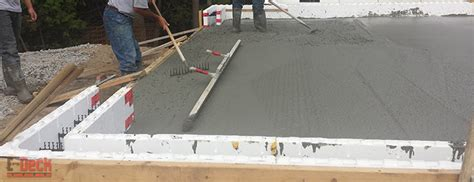 lite deck icf roof system insulated concrete deck forms by eps deck image gallery