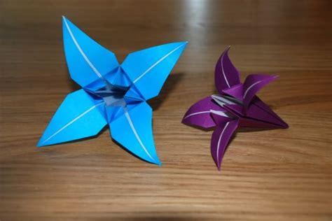 tutorial origami bunga lily bunga lily dari kertas origami tutorial lain lain