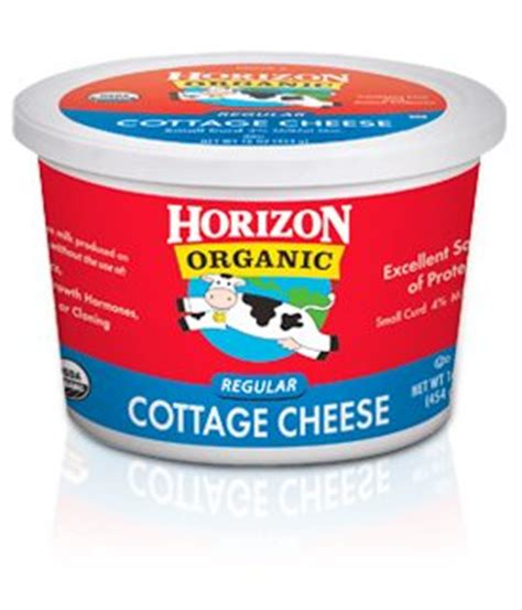 organic cottage cheese high protein snacks to take on the go made easy