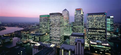 canary wharf canary wharf sectorlight agency