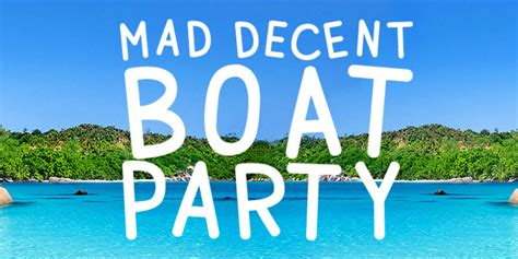 mad decent boat party mad decent boat party nov 11 15 2015 miami fl