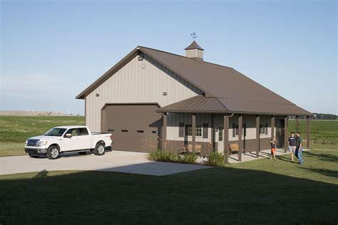 House Barn Combo Plans by House Shop Combo Plans 25 Best Ideas About Morton