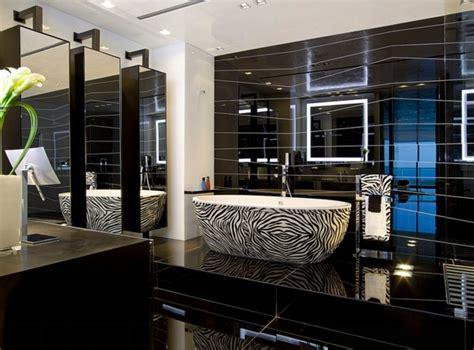master badezimmerdusche fliesen ideen luxus badezimmer in schwarz der neue trend