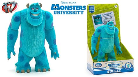 monster high toy items in disney store on ebay monsters university disney store sulley action figure toy