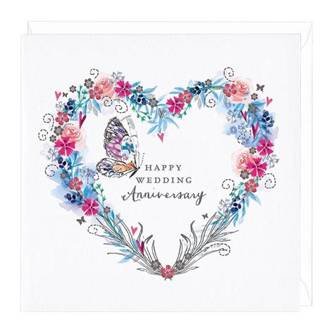 Wedding Anniversary Cards For by 92 10 Wedding Anniversary Cards 92 Wedding Anniversary