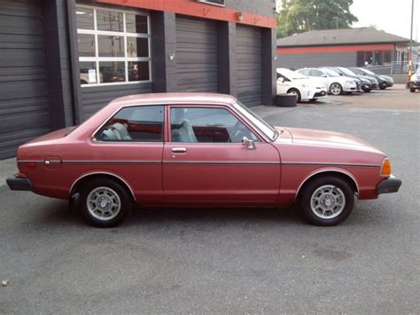 1981 datsun 210 for sale classic 1981 datsun 210 quot one owner quot quot all original actual