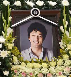 korean actress died in car accident actor kim sung min dead in suicide the chosun ilbo