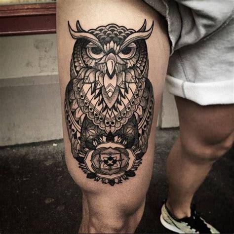 tattoo 3d en la pierna las 25 mejores ideas sobre tatuajes muslo en pinterest y