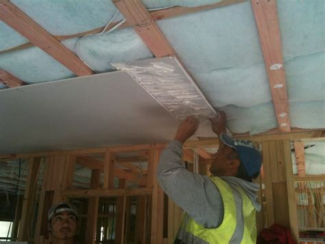 Ceiling Gib by Maea Nugent Changing The Ceiling For The Better