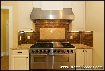 types of backsplash for kitchen types of kitchen backsplashes guide to kitchen backsplash styles