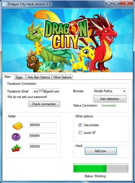 tutorial hack dragon city dragon city hack tool download tutorial