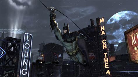 Arkham City batman arkham city hd wallpapers hd wallpapers
