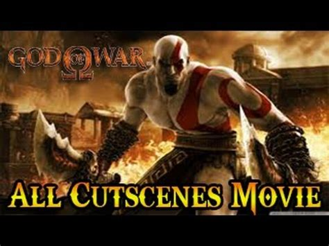god of war film smotret online god of war 1 all cutscenes cinematics movie