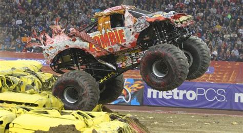 zombie monster jam truck monster jam monster trucks zombie kids are begging to