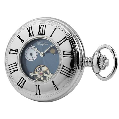 woodford chrome plated moon pocket 1024