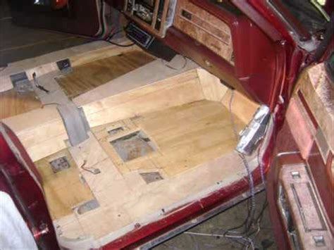 Where To Place Floor Car wood floors in car