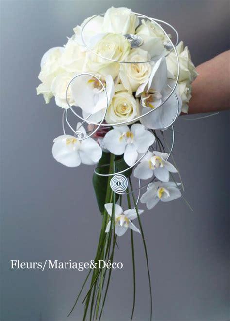 Bouquet de Mariée Fleurs et Déco