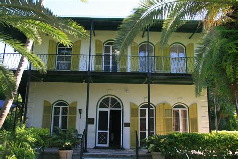 hemingway house key west panoramio photo of hemingway house key west